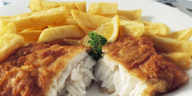 """Le fish and chips, ou la quintessence de la """"comfort food"""" britannique - La DH"""