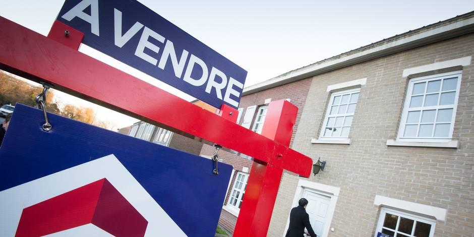 Le marché immobilier en demi-teinte dans la province de Namur - La DH