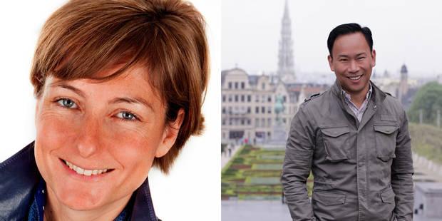 Julie Bolle démissionne suite au maintien de Deroubaix à ses fonctions au MR - La DH