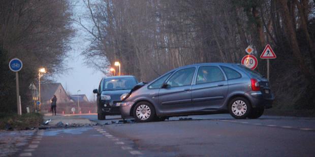 Un mort et quatre blessés dans un accident de la route à Chaumont-Gistoux - La DH
