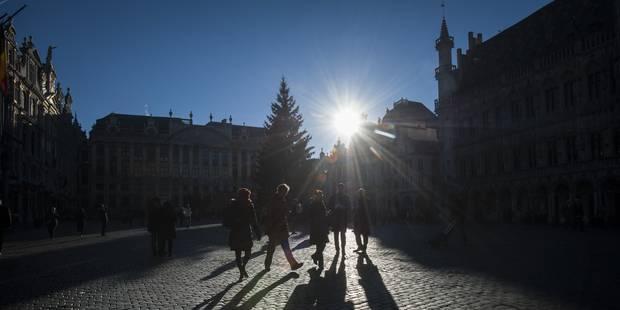 La croissance démographique a marqué provisoirement le pas à Bruxelles en 2013 - La DH