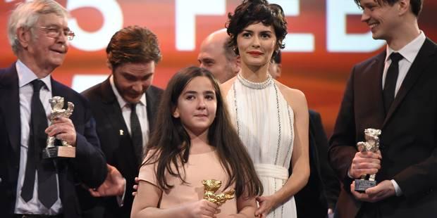 """Berlinale: """"Taxi"""" de Jafar Panahi remporte l'Ours d'Or, deux productions belges primées - La DH"""