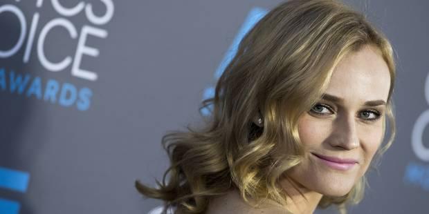 Découvrez le visage de Diane Kruger sans maquillage (PHOTO) - La DH