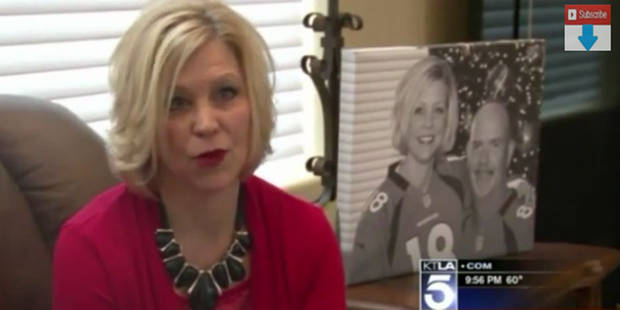 Cette femme reçoit le plus merveilleux des cadeaux... de son mari décédé (VIDEO) - La DH