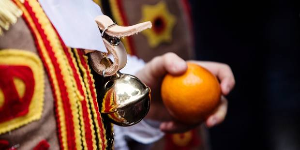 Une orange en pleine poire - La DH