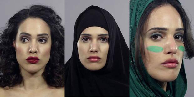 La beauté des femmes iraniennes en 100 ans - La DH