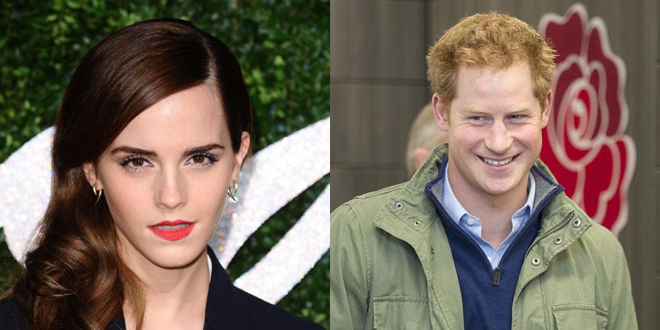 Emma Watson en couple avec Harry ?
