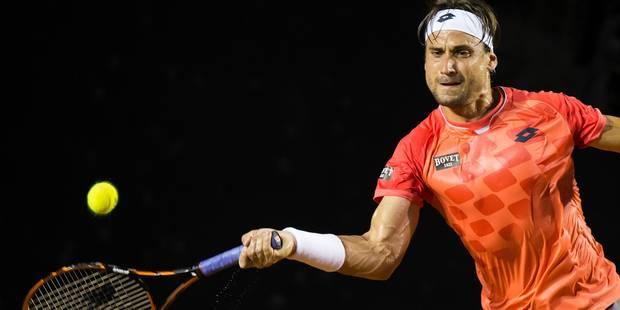 ATP Rio : Ferrer bat Fognini et empoche le 23e tournoi de sa carrière - La DH