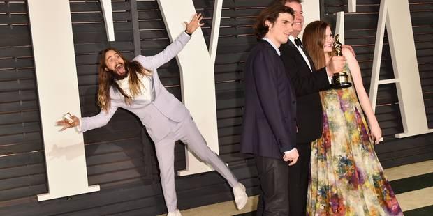 Qu'est-ce qu'on se marre aux Oscars - La DH