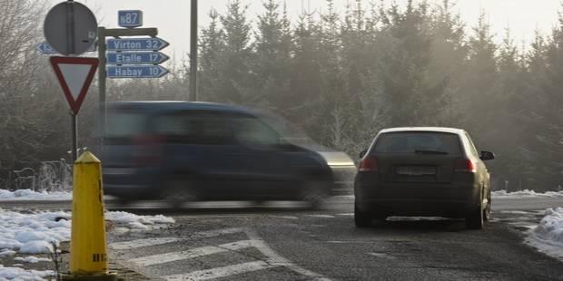 Maintien de la phase de vigilance renforcée sur les routes wallonnes - La DH