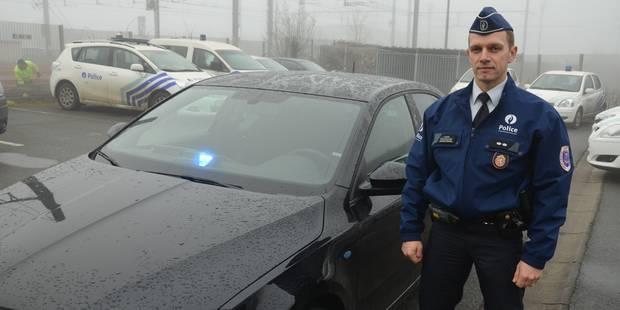 A Ath, les policiers vont distribuer des Win For Life ! - La DH