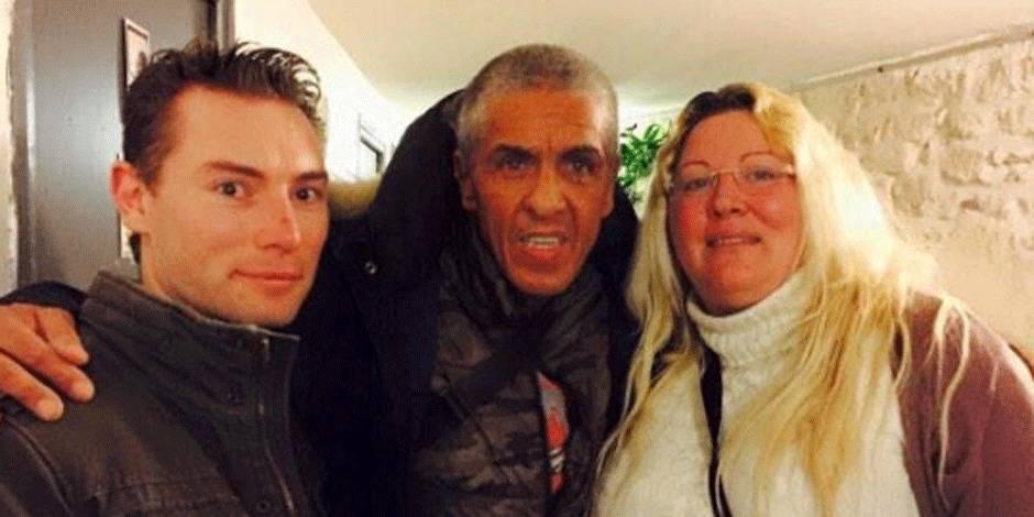 La photo inquiétante de Loana avec Sami Naceri