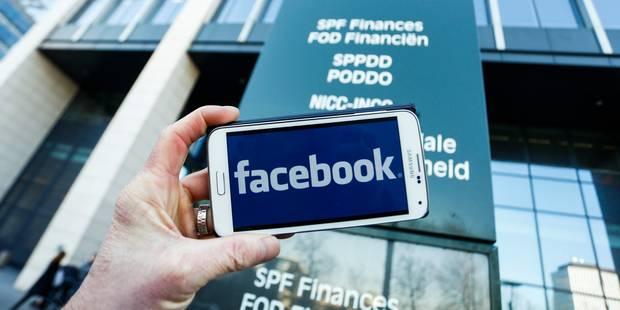 La Belgique en guerre contre Facebook ? - La DH