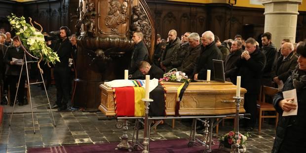 """Un adieu sous l'arc-en-ciel pour Claudy Criquielion: """"Un grand homme parti trop tôt..."""" - La DH"""