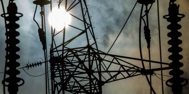 La baisse des tarifs d'électricité quasi annulée à Bruxelles - La DH