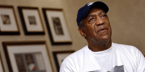 """Accusé de nombreux viols et agressions sexuelles, Bill Cosby assure qu'il n'est """"pas fini"""" - La DH"""