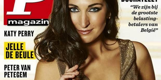 Zuhal Demir, députée N-VA, sexy en Une de P Magazine - La DH