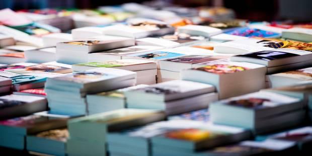 10 raisons réjouissantes d'aller à la Foire du Livre - La DH