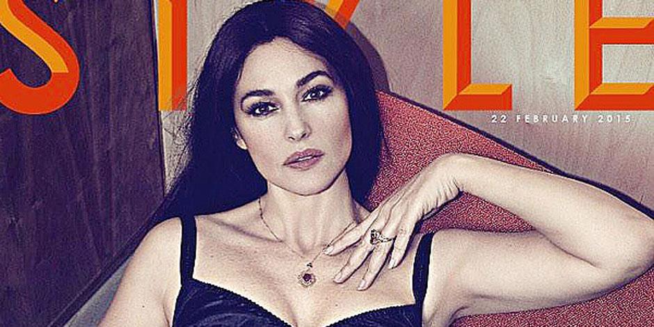 Monica Bellucci: belle ou chic