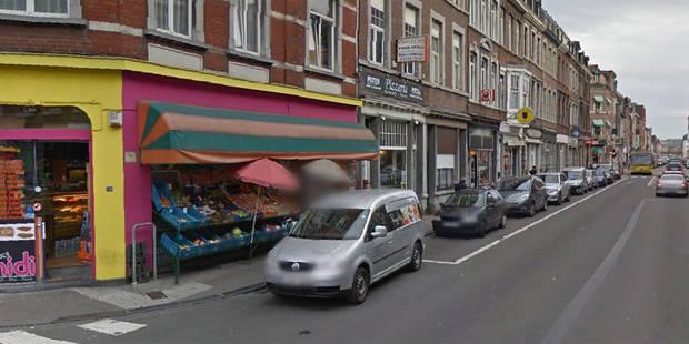 Liège: une épicerie attaquée par 5 individus, le mari de la gérante frappé à coups de barre de fer - La DH