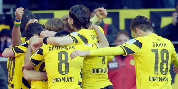 Bundesliga: le Borussia Dortmund crucifie Schalke en fin de derby - La DH