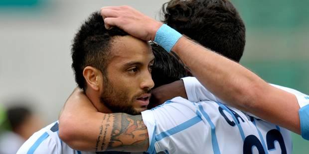 Italie: revoil� Felipe Anderson et la Lazio