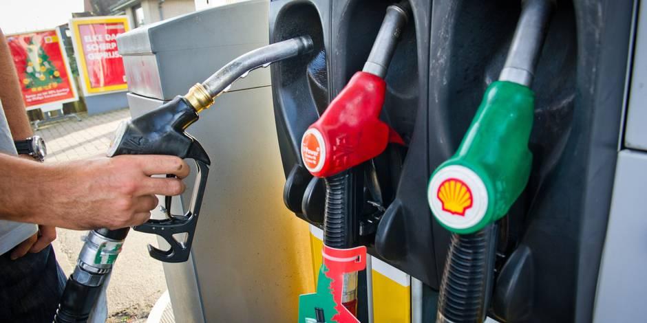 Nouvelle hausse du prix de l'essence