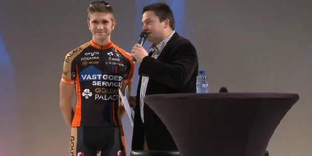Une femme décède après une collision avec le cycliste Jordi Van Dingenem - La DH