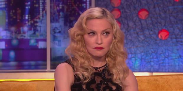 """Madonna aimerait """"prendre un verre"""" avec Marine Le Pen - La DH"""