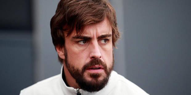 À son réveil à l'hôpital après l'accident, Alonso parlait... italien! - La DH