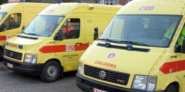 Liège: une sexagénaire dans un état grave après avoir été percutée par une voiture - La DH