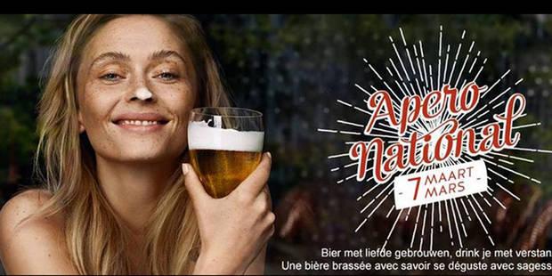 Journée de la femme: la bière gratuite pour les femmes dans des dizaines de cafés - La DH