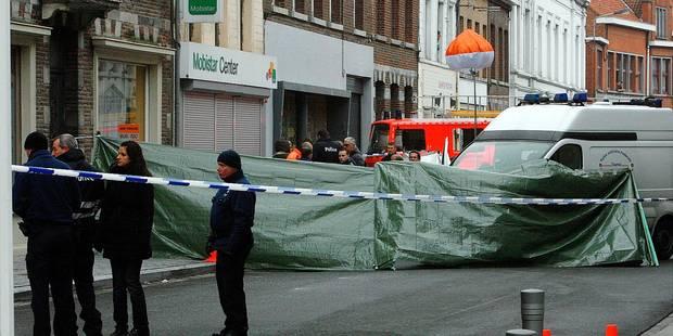 La victime avait été poignardée en rue - La DH