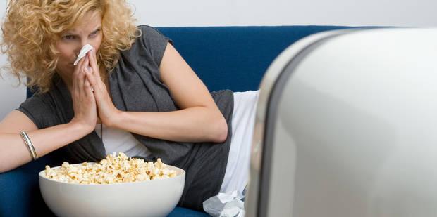 On grossit plus devant un film triste que devant une comédie - La DH