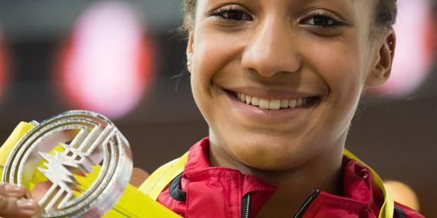 """Euro d'athlétisme: Thiam remporte l'argent et se dit """"surprise"""" - La DH"""