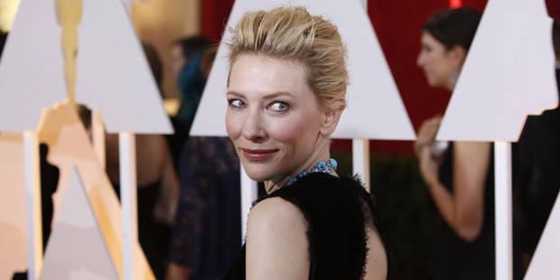 Cate Blanchett maman pour la quatrième fois - La DH