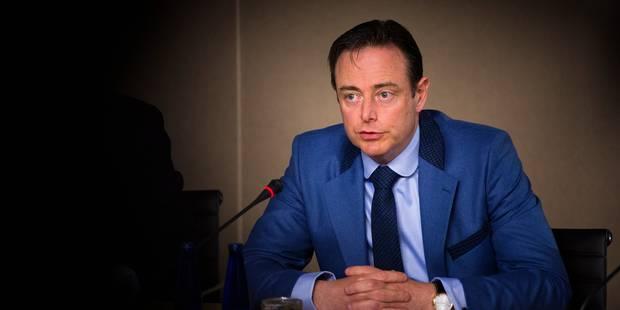 """De Wever: """"Les syndicats sont très forts, on doit toujours faire une concession"""" - La DH"""
