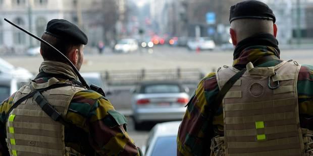 Terrorisme: le niveau de la menace ramené à 2 - La DH