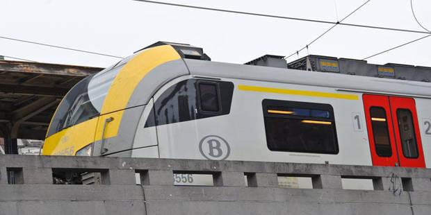 Les cheminots de La Louvière privés de congés pendant trois mois - La DH