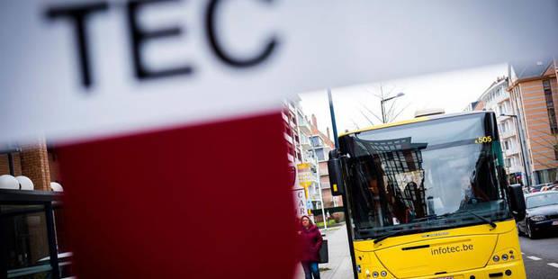 Liège: trois ados agressent des agents du TEC - La DH