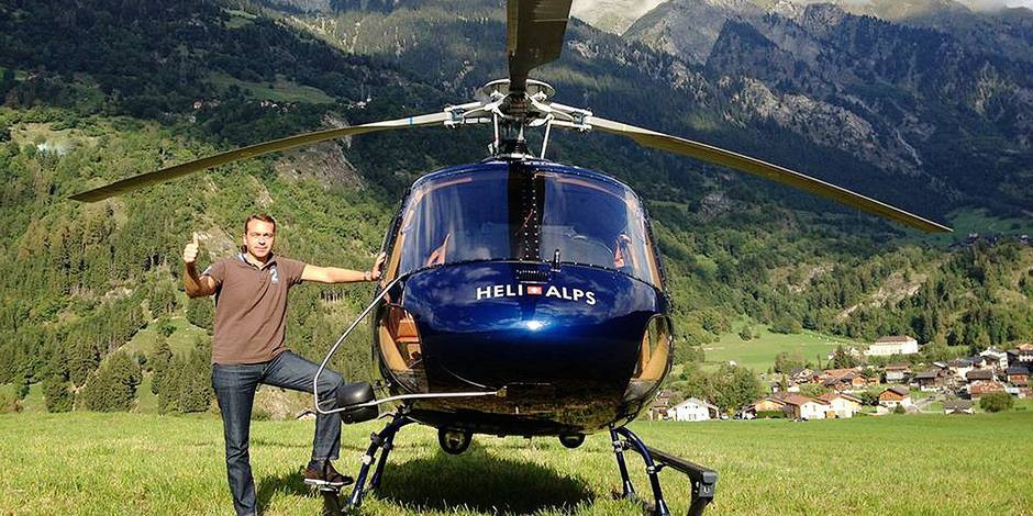 """Accident d'hélicoptère en Argentine: """"Les deux pilotes n'étaient pas des cow-boys"""" - La DH"""
