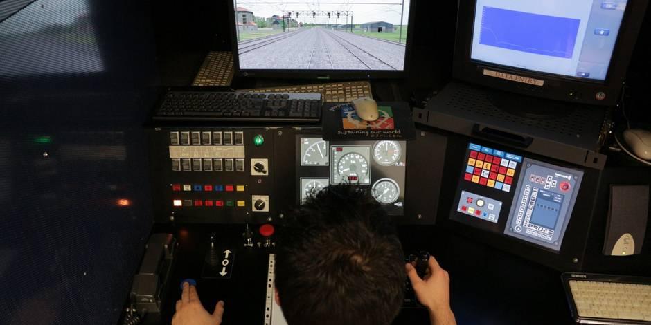 Formation des conducteurs de train: Pendant ce temps, en classe - La DH