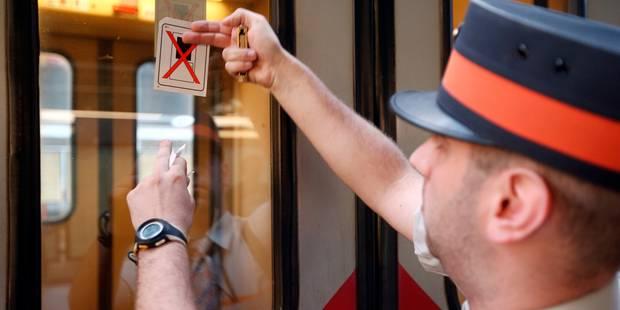 Les accompagnateurs de train pourraient perdre en moyenne 100 euros par mois - La DH