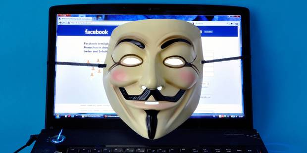 Anonymous frappe encore le cyberdjihad - La DH