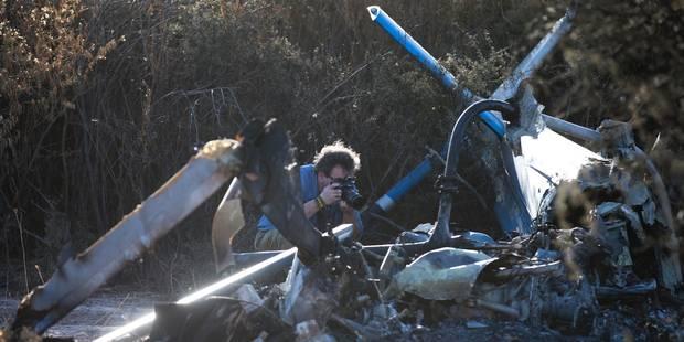 """Après le crash en Argentine, les rescapés de """"Dropped"""" retournent en France - La DH"""
