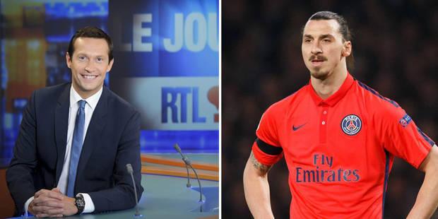 """Le lapsus de Michel De Maegd: """"Ibrahim Zlatanovic"""" (VIDEO) - La DH"""