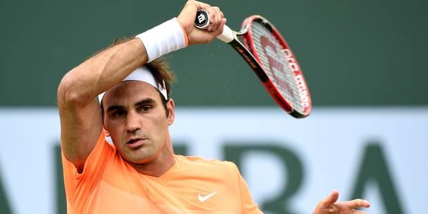 Coupe Davis : Federer fustige le comportement de Marti - La DH
