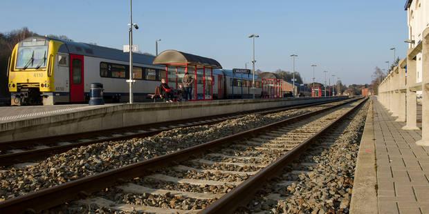 Des accompagnateurs de train débrayent dans le Hainaut: Charleroi et Liège également touchées - La DH