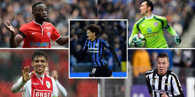 Playoffs: FC Bruges-Standard et Anderlecht-Charleroi pour débuter les PO1, premier Clasico le 12 avril ! - La DH