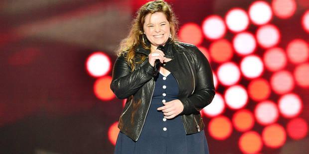 Mariana Tootsie, la chance belge de remporter The Voice en France - La DH